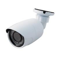 "OP-VC-CA-31T-330 Analog-960H/HD-(SDI+CVI) 1080P/2MP 3-IN-1 Small Bullet Camera 1/3"" PANASONIC CMOS EYENIX 3.6mm 24-IR LED @ 65ft OSD White"