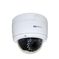 """OP- VC-CA-HDDIR-610 HD-SDI, 2MP, Vandal IR Dome, 1/3"""" Panasonic CMOS, 2.8-12mm, 21 IR LED @ 49ft, ICR, OSD, IP66, 12vDC"""