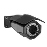 "OP-VC-CA-HDTIR-310 HD-SDI 2MP, IR Bullet, 1/3"" CMOS, 2.8-12mm, 42 IR LED @ 130ft, ICR, 3D-DNR, OSD, 12vDC, IP66, Grey"