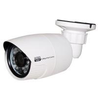 "OP-VC-CA-HDTIR-330 HD-SDI 2MP, IR Bullet 1/2.8"" Sony CMOS, 3.6mm, 23 IR LED @ 65ft, ICR, WDR, OSD, 12vDC, White"