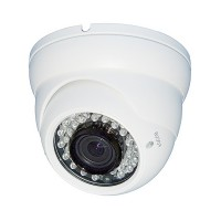 VC-CA-HTDR8210W HD-TVI/Analog-960 1080p/2.4MP IR Dome Sony322 CMOS 2.8-12mm 36IR-LED @ 98ft White