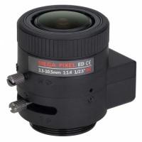 """PVF5M33105DIR-PS 1/2.5"""" 5MP 3.3-10.5mm Auto Iris Day/Night CS-Mount"""