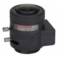 "PVS3M03105DIR-PS 1/2.7"" 2MP 2.8-12mm Auto Iris Day/Night CS-Mount"