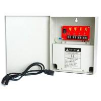 OP-W-12VDC-4P-5A 12VDC 4 PTC OUTPUT 5 Amps
