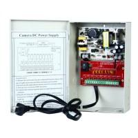 OP-W-12VDC-8P-4A 12V DC 4 PTC OUTPUT 10 Amps